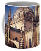 Gothic Cathedral Coffee Mug by Joan Carroll