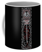 Gothic Celtic Impermanence Coffee Mug