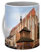 Gothic Church Of St. Catherine In Krakow Coffee Mug