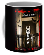 Gothic Church Sentinel Coffee Mug