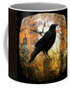 Gothic Fish Eye Coffee Mug