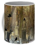 Gothic Splash Coffee Mug