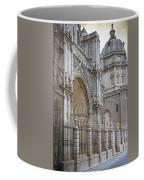 Gothic Splendor Of Spain Coffee Mug by Joan Carroll