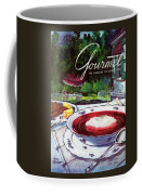 Gourmet Cover Featuring A Bowl Of Borsch Coffee Mug