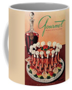 Gourmet Cover Illustration Of A Crown Roast Coffee Mug