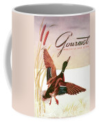 Gourmet Cover Of A Goose Coffee Mug
