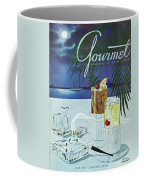 Gourmet Cover Of Cocktails Coffee Mug