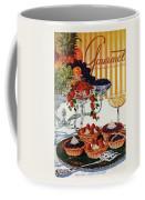 Gourmet Cover Of Fruit Tarts Coffee Mug