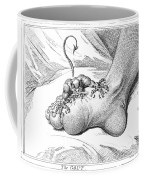 Gout, 1799 Coffee Mug