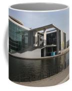 Government Building  Berlin  Coffee Mug