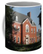 Governor House Annapolis Coffee Mug