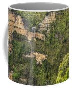 Govetts Leap Falls Coffee Mug