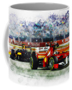 Gp Singapore F1  Coffee Mug