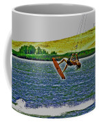 Gr8 Lift Coffee Mug by Joseph Coulombe