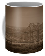 Grace And Pearman Bridges Coffee Mug
