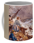 Grace Darling And Her Father Saving Coffee Mug