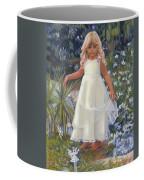 Grace In The Fairy Garden Coffee Mug