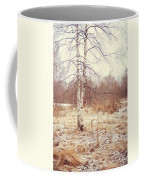 Grace In The Snow. Winter Poems Coffee Mug