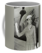 Grace Kelly In 1956 Coffee Mug by Mountain Dreams