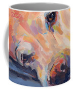 Grace Coffee Mug by Kimberly Santini