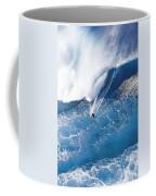 Grace Under Pressure Coffee Mug by Sean Davey