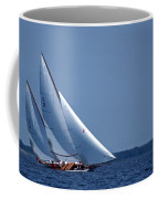Grace Under Sail Coffee Mug