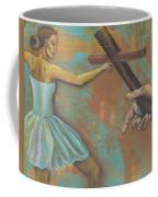 'grace Was Given' Coffee Mug
