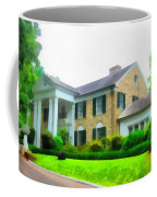 Graceland Mansion Coffee Mug