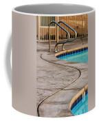 Gracious Curves Palm Springs Coffee Mug