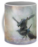 Grackle Dance Coffee Mug