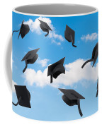 Graduation Mortar Boards Coffee Mug
