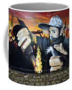 Graffiti Art Curitiba Brazil 10 Coffee Mug