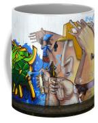 Graffiti Art Curitiba Brazil  19 Coffee Mug