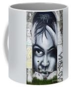 Graffiti Art Curitiba Brazil 2 Coffee Mug