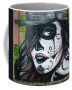 Graffiti Art Curitiba Brazil 21 Coffee Mug by Bob Christopher
