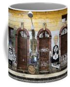 Graffiti Art Recife Brazil 20 Coffee Mug