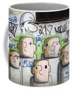 Graffiti Art Rio De Janeiro 5 Coffee Mug