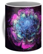 Graffiti Floral Coffee Mug