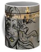 Graffiti Girl Coffee Mug