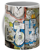 Graffiti In Sozopol Coffee Mug