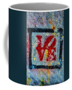 Graffiti Love Coffee Mug