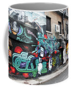 Graffiti Series 02 Coffee Mug