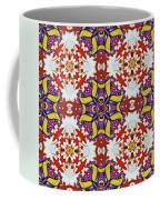 Graffito Kaleidoscope 40 Coffee Mug