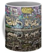 Graffity Reflection Coffee Mug