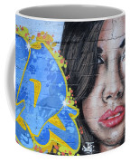 Grafitti Art Calama Chile Coffee Mug
