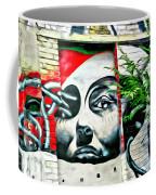 Grafitti Three Lady Coffee Mug