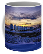 Grain Barns Coffee Mug