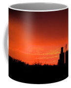 Grain Elevator Coffee Mug