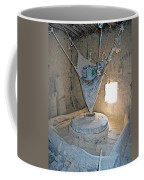 Grain Mill On The Way To Shigatse-tibet Coffee Mug