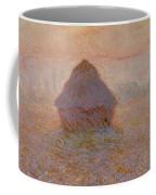 Grainstack  Sun In The Mist Coffee Mug